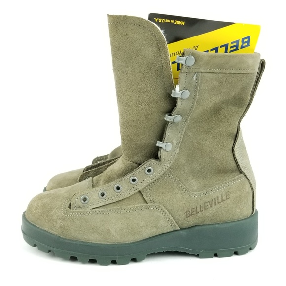 fa56ccfab11 Belleville 675ST Insulated Combat Boots 8.5 EH09 NWT